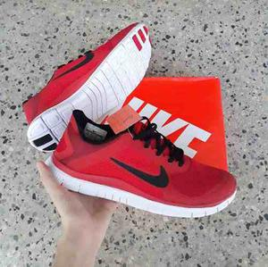 Zapatos Nike Free 4.0 Talla 41