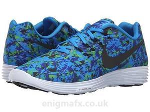 Zapatos Nike Lunartempo 2 Print Running 38.5