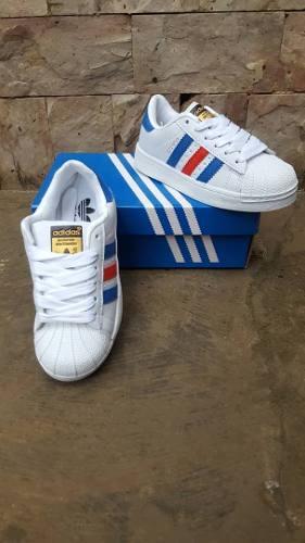 Zapatos Super Star Para Niños