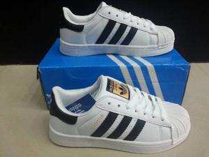 Zapatos Super Star Tornasol De La Talla 35 A La 40