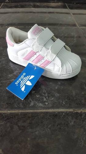 Zapatos adidas Super Star Para Ninas Y Ninos