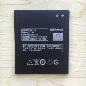 Batería Pila Lenovo Bl210 A606 S820 A750e A770e A656 A766