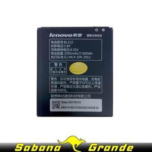 Batería Pila Lenovo Bl212 S898t A628t Sabana Grande