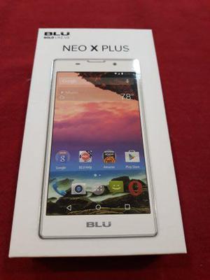 Blu Neo X Plus. Como Nuevo!!! Negociable