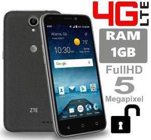 Telefono Zte Maven 3 1gb Ram 5 Mp 4g Android 7.0 Tienda