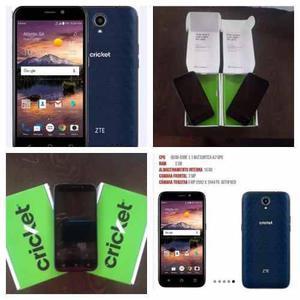Telefono Zte Overture 3 Android 16gb Memoria 2gb Ram Liberad