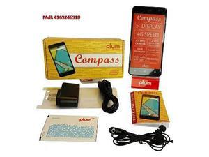 Teléfono Celular Plum Compass Z516 Azul