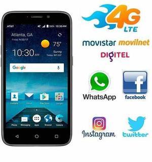 Teléfonos Celulares Zte Maven 3 Android 7.1 8gb, Liberados.