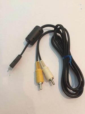 Cable Audio/ Vídeo Para Cámara Lumix Panasonic Dmc-fh25