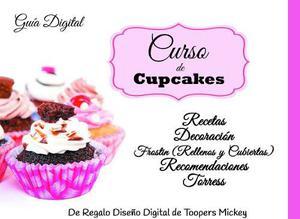 Curso De Cupcakes Recetas En Digital Pdf
