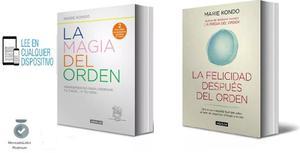 La Magia Del Orden & La Felicidad Despues Del Orden - M.k