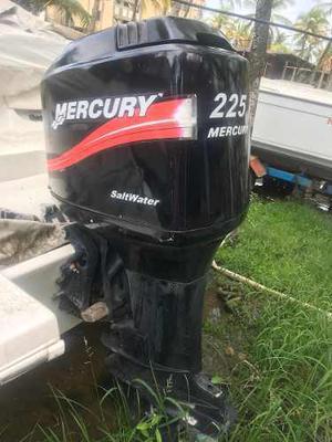 Motor 225 Mercury Fuera De Borda