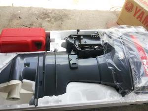 Motor 75 Yamaha Fuera De Borda Extra Largo