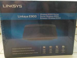 Router Inalámbrico Linksys E900, Original, Nuevo,
