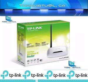 Router Tp Link Tl Wr741nd 150 Mbps Inalámbrico