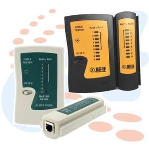 Tester Probador De Cable Lan Rj45 / Cable Telefono Rj11