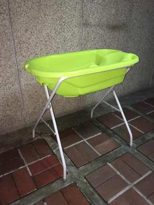 Bañera Para Bebé Con Base