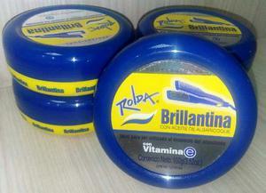 Brillantina Cera Rolda Con Aceite Albaricoque Y Vitamina E