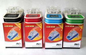 Cargador Universal De Baterias Para Celulares Y Camaras.