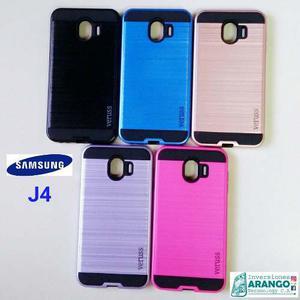 Forro Antigolpe Reforzado Veruss Samsung J4 Tienda Chacao