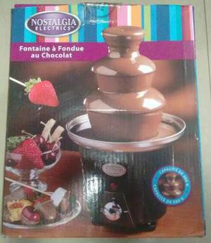 Fuente De Chocolate Nostalgia Electrics