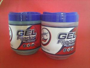 Gel Para El Cabello Rolda De 500 Gr Y 125 Gr