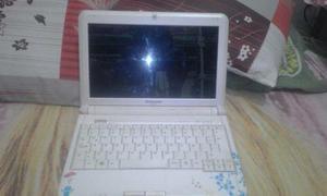 Mini Laptop Lenovo S10.