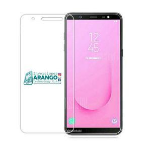 Protector Vidrio Templado 33mm 9h Samsung J8 Tienda Chacao