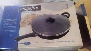 Sarten Guisera Antiadherente Magefesa 28 Cm Original