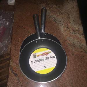 Sarten Profesional De 20 Cm En Aluminio Y Acero Antiadherent