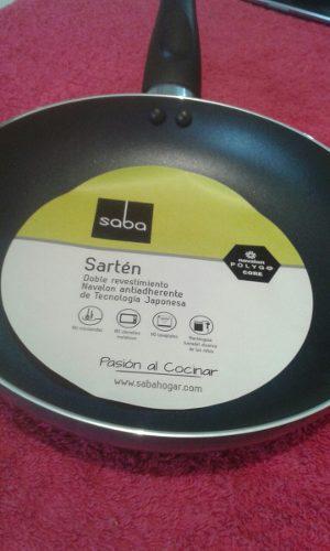 Sarten Saba 22 Cms Saba-802