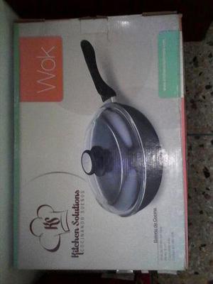 Sarten Wok Kitchen Solutions