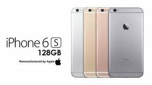 Apple Iphone 6s 128 Gb Liberados De Fábrica 4g Lte