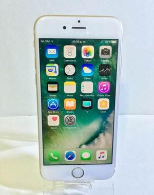Apple Iphone 6s Liberado 64gb + Perfecto Estado