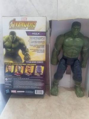 Avenger Hulk Infinity Wars Figura De 30 Cm Original
