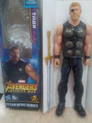 Avenger Thor Infinity Wars Figura De 30 Cm Original