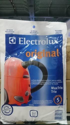 Bolsa Para Aspiradora Electrolux Maxtrio Ingenio Original