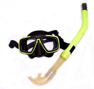 Careta/snorkel De Buceo Technisub Look Profesional