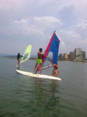 Curso Básico De Windsurf En Lechería