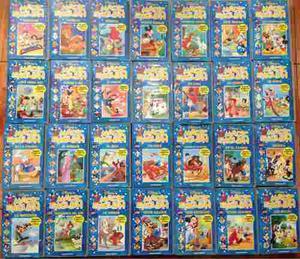 Curso Ingles Infantil Original De Disney En Formato De Vhs