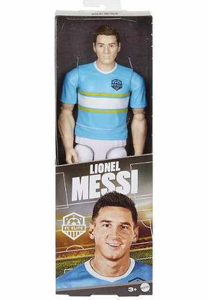 Figura Lionel Messi Mattel De 30 Cm. Coleccionables!!