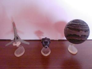 Figuras Coleccionables Star Wars Micro Machines