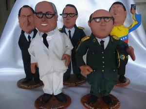 Figuras De Coleccíón De Presidentes