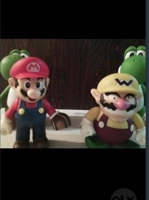 Figuras De Mario Bros