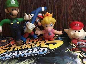 Figuras De Mario Bros En Perfecto Estado