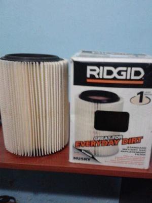 Filtro Para Aspiradoras Ridgid Vf4000 (Original)
