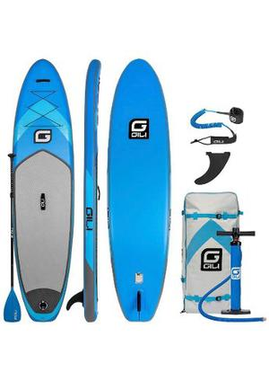 Gili 10,6 Pies Inflable Paddle Board Package