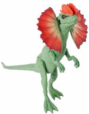 Jurassic World Figura De Acción (dilophosaurus) Mattel