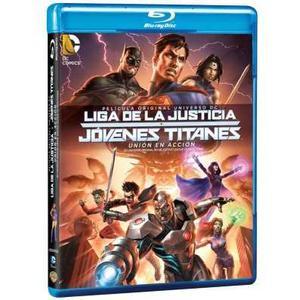 Liga De La Justicia Vs. Jóvenes Titanes Jl Vs Tt