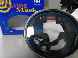 Mascara Careta De Buceo Ovalada Diving Mask